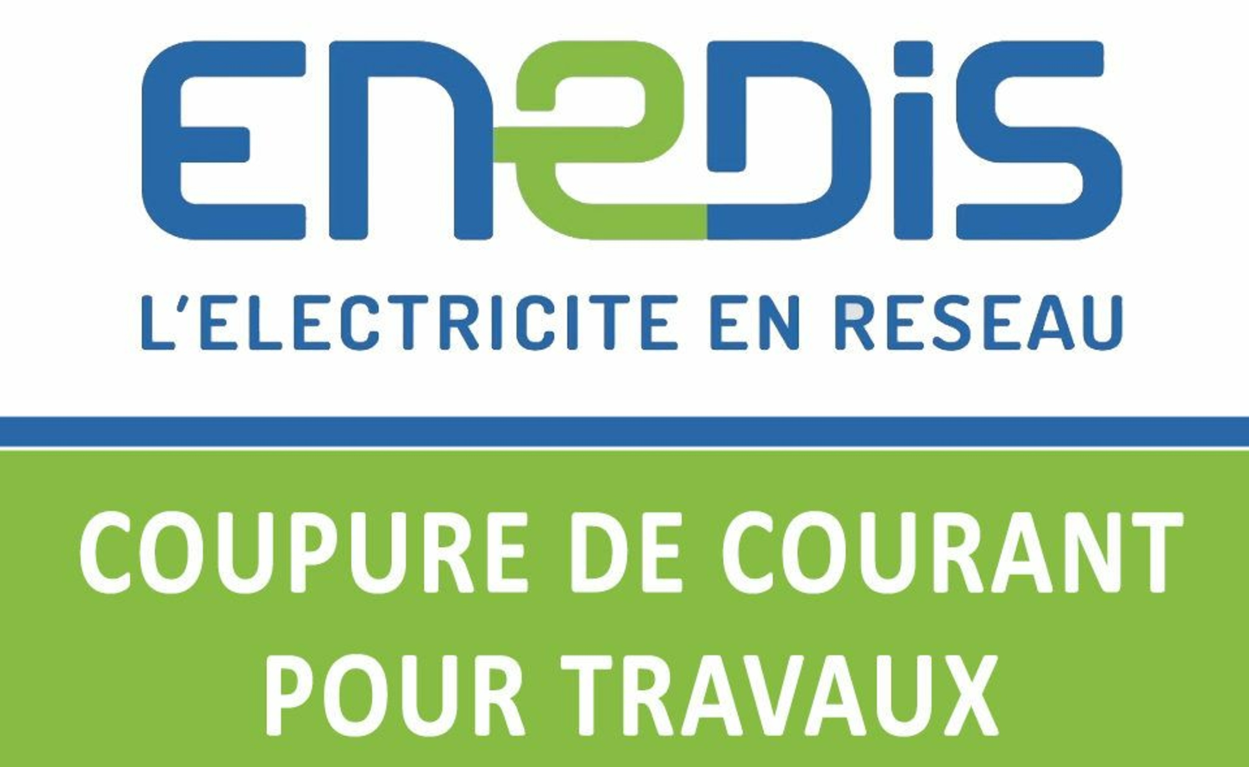 Coupure de courant non prévue St Martin des Prés ce 29 avril 2021