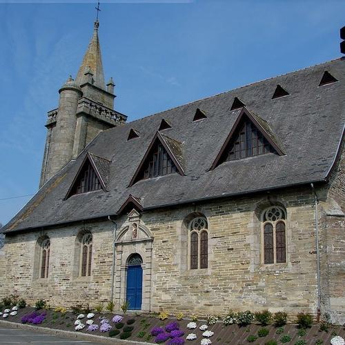 L''église de Saint-Martin-des-Prés