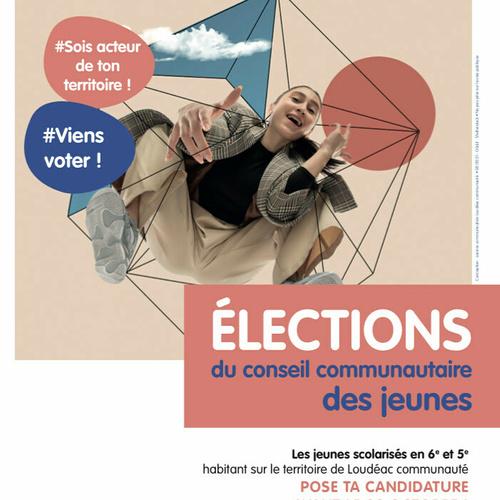 Elections du Conseil Communautaire des Jeunes.