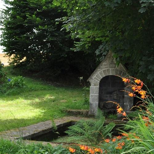 La Fontaine des Saintes reliques - St Martin des Prés