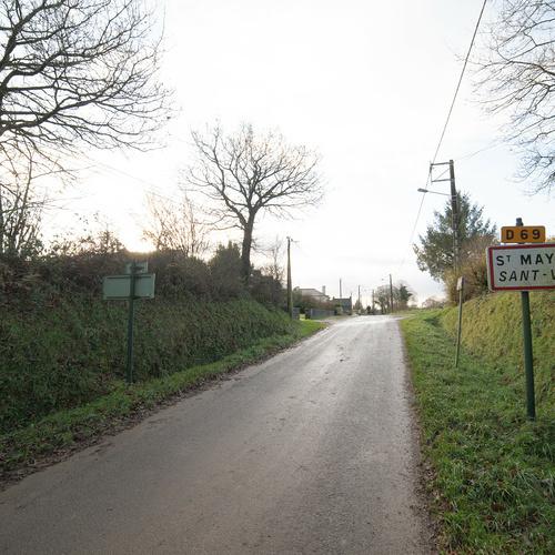 Les parcours de cyclisme - Saint-Mayeux