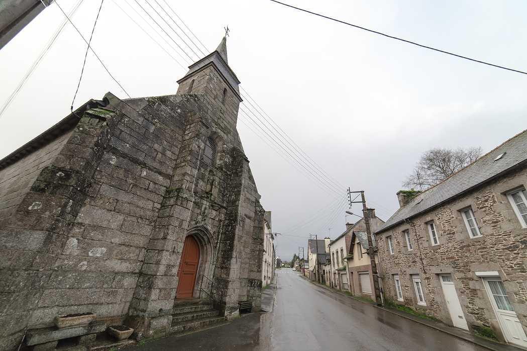 Chapelle Saint-Anne - Corlay 0