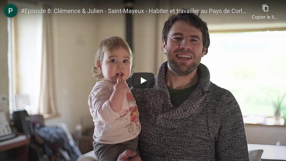 #Episode 8: Clémence & Julien - Saint-Mayeux - Habiter et travailler au Pays de Corlay 0