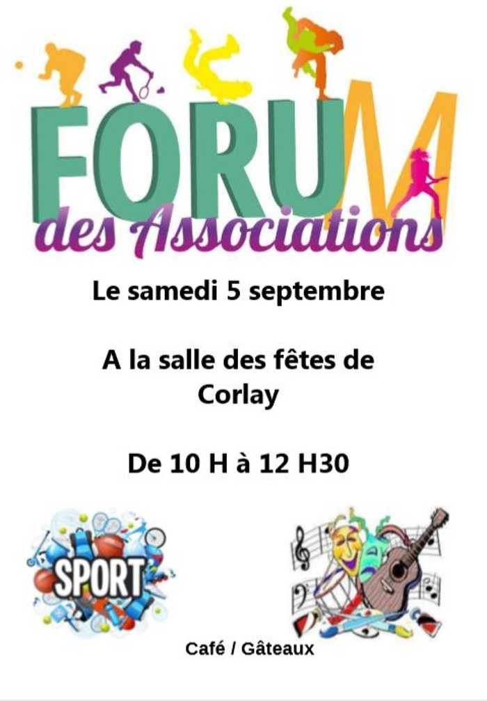 Forum des associations - Corlay 0