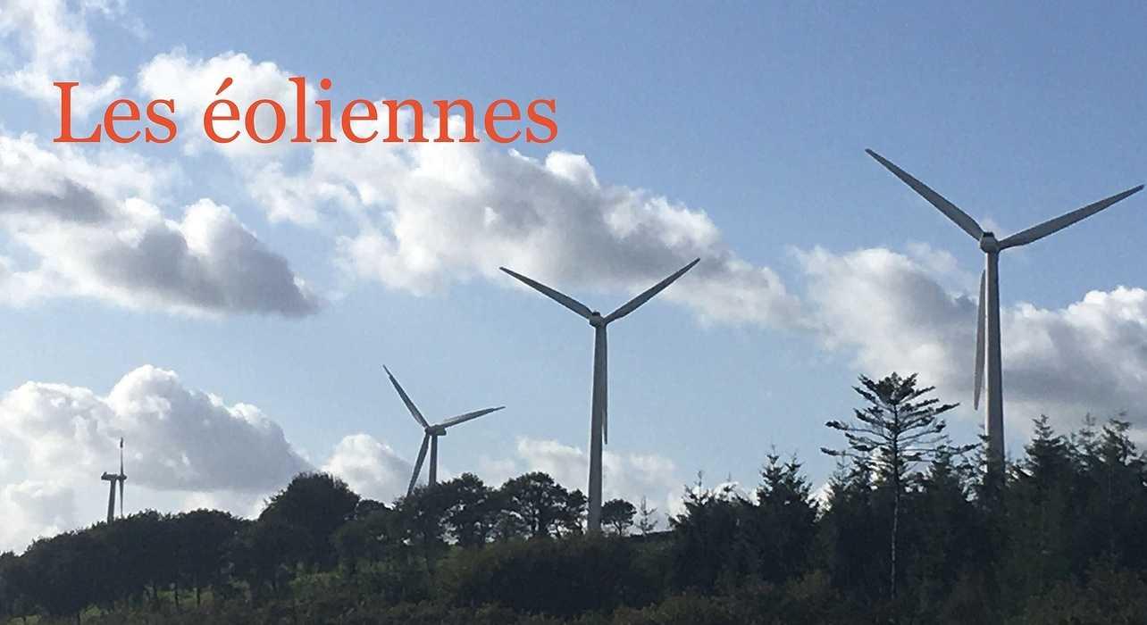 Les éoliennes 0