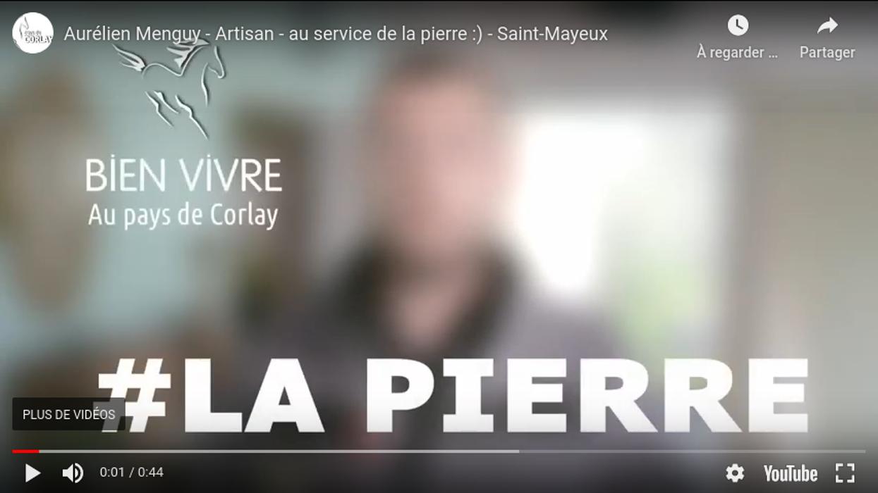 Aurélien Menguy - Artisan - au service de la pierre :) 0
